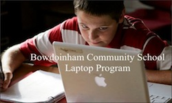 Bowdoinham Community School Laptop Program