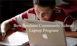 Bowdoinham Community School Laptop Program