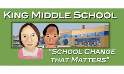 King Middle School